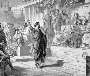 apostulo paulo prega no areópago